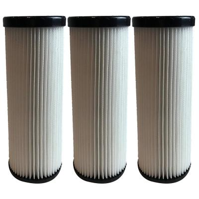 3-Pack Replacement F1 HEPA Style Filters, Fits Dirt Devil, Compatible with Part 3JC0280000, 2JC0280000 and 2JC0360000