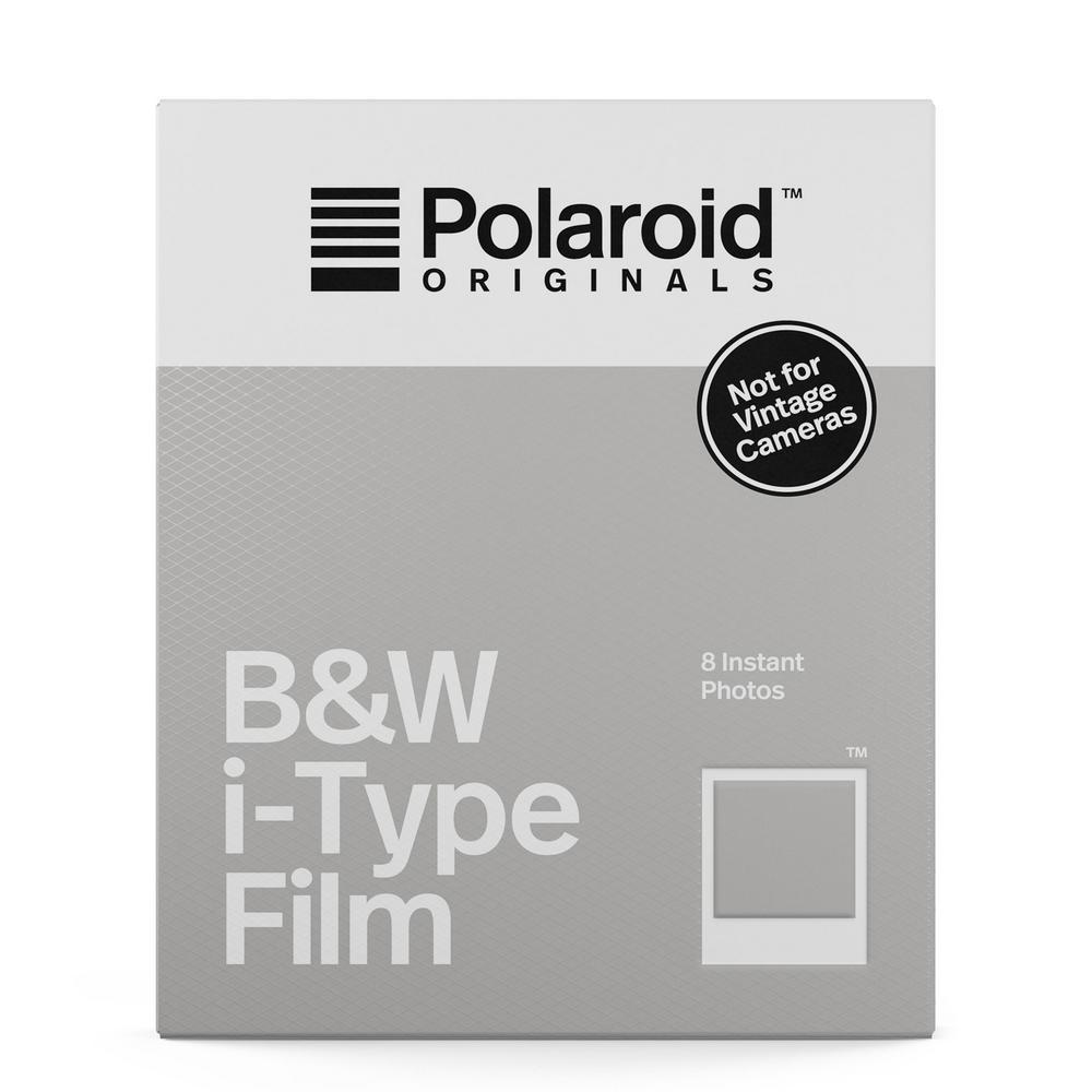 OneStep 2 I-Type Film Camera in Black/White