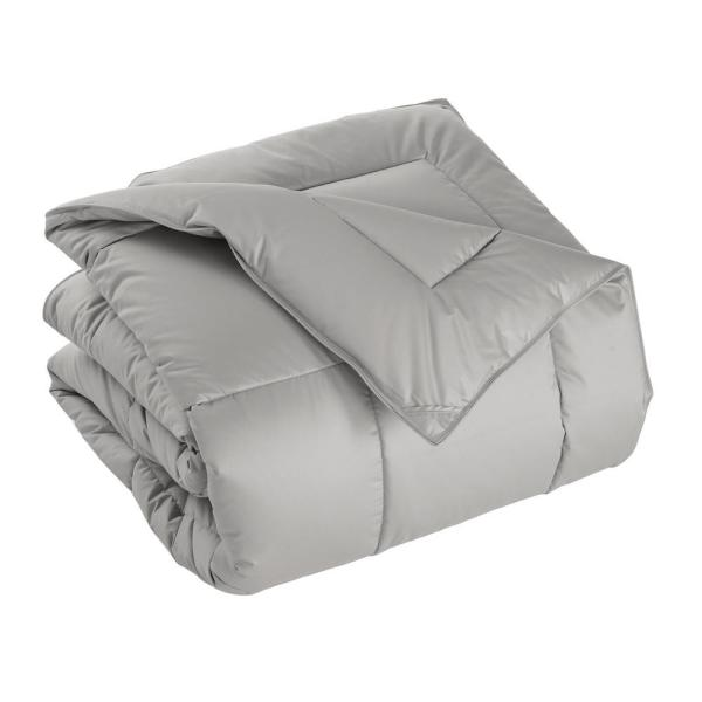 PrimaLoft Deluxe Medium Warmth Platinum Queen Down Alternative Comforter