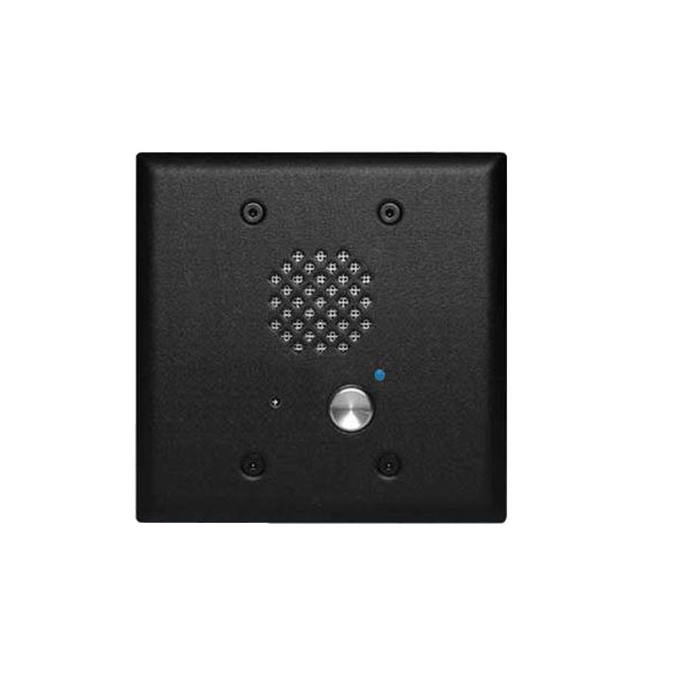 Viking Entry Phone with Auto Disconnect - Black-DISCONTINUED