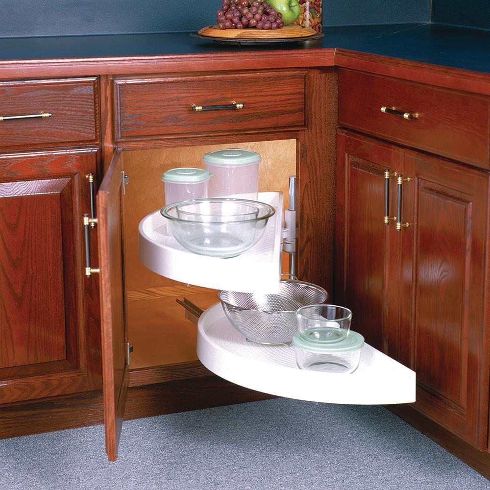 Lazy Susans - Kitchen Storage & Organization - The Home Depot