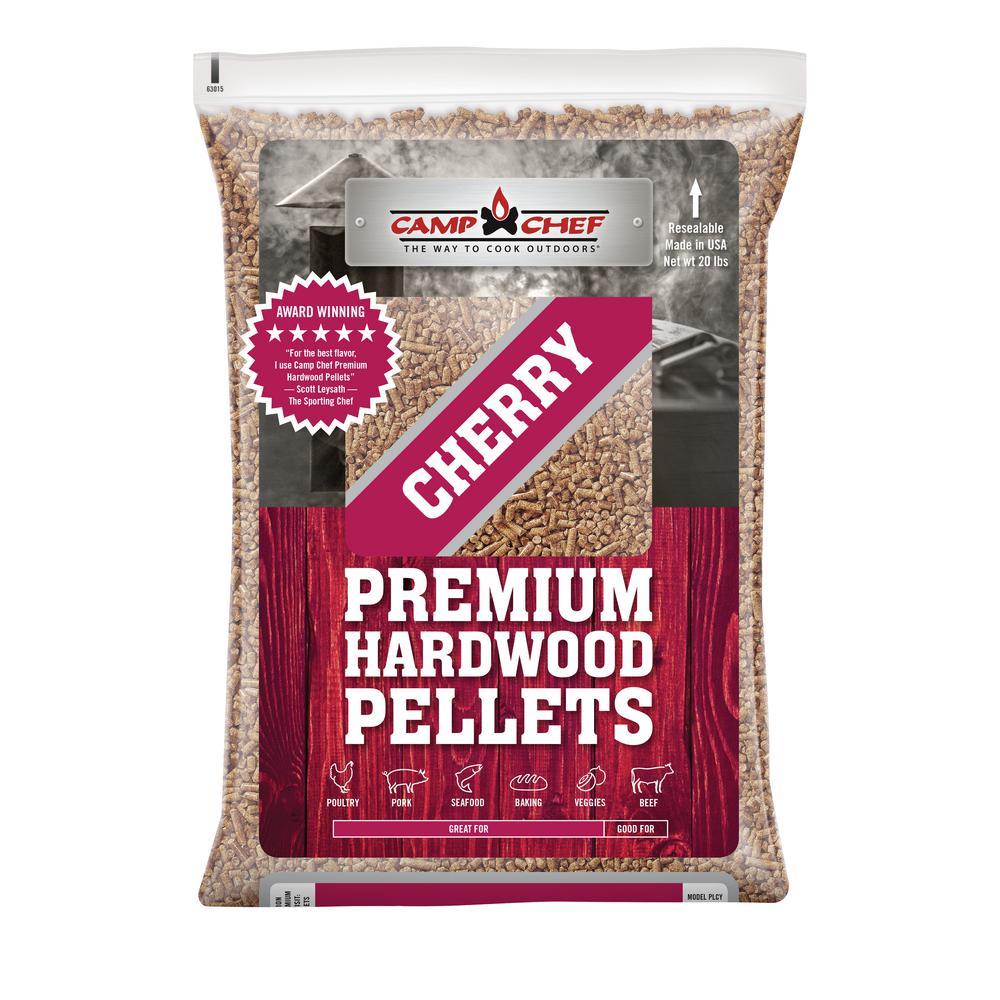 Cherry Premium Hardwood BBQ Pellets