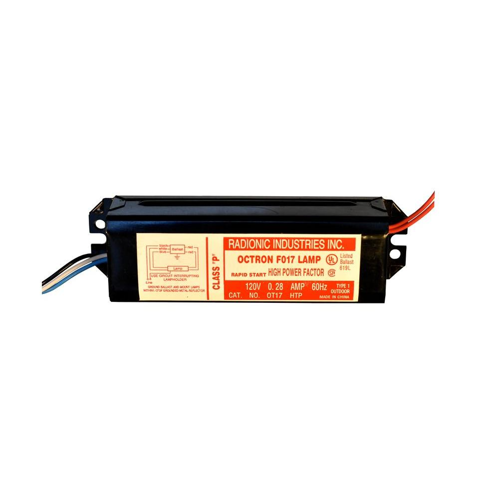 T Magnetic Ballast Home Depot