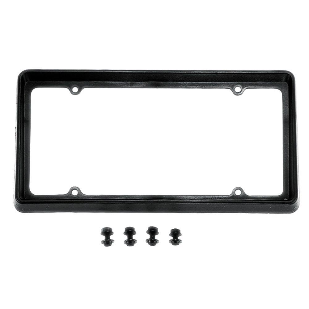 Custom Accessories Sport Style License Plate Frame-92502 - The Home ...