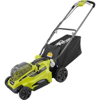 16 in. ONE+ 18-Volt Lithium-Ion Cordless Battery Walk Behind Push Lawn Mower (Tool Only)