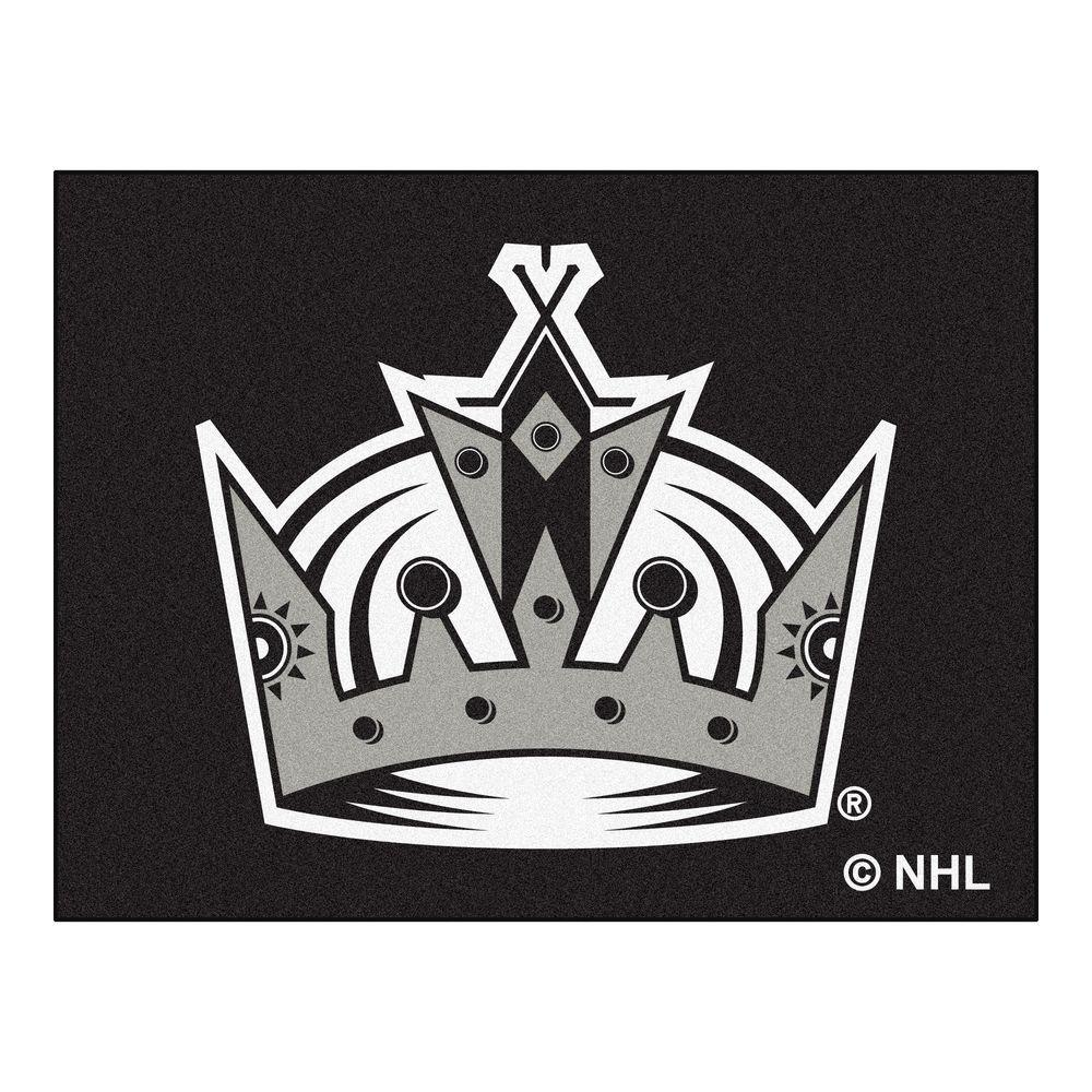 Los Angeles Kings 3 ft. x 4 ft. All-Star Area Rug