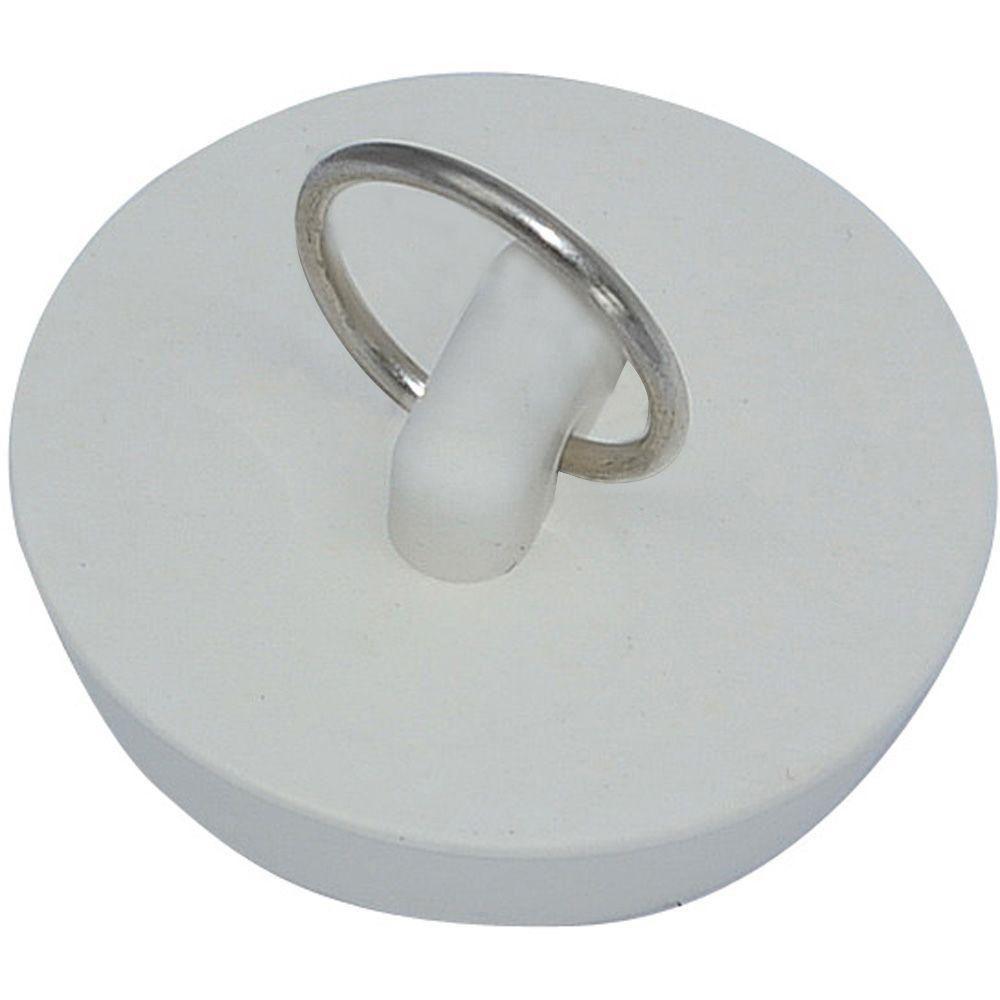 Partsmasterpro 1 5 8 In Rubber Stopper White 58446b