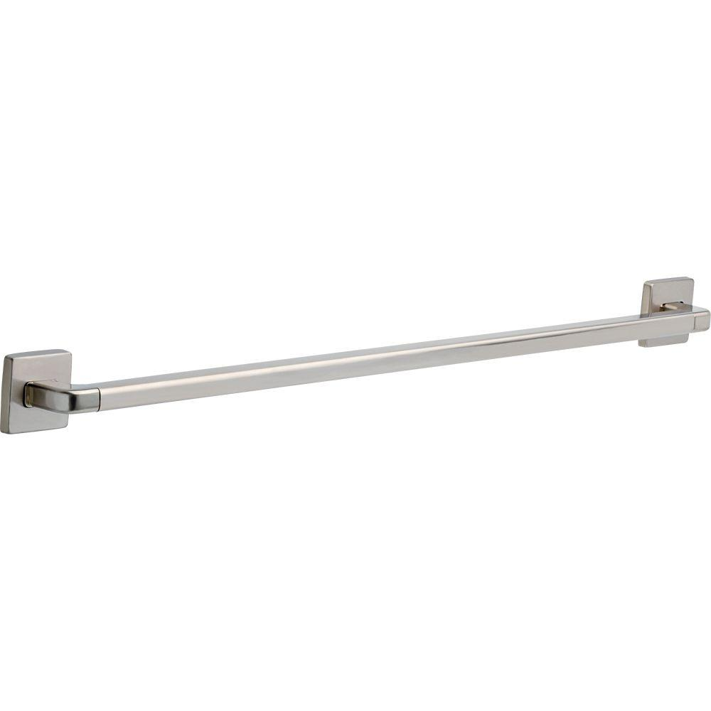Modern Angular 36 in. x 1-1/4 in. Concealed Screw ADA-Compliant Decorative