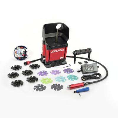Multi-functioning Sharpening Polishing and Grinding System with Flex-Shaft and Diamond Abrasives
