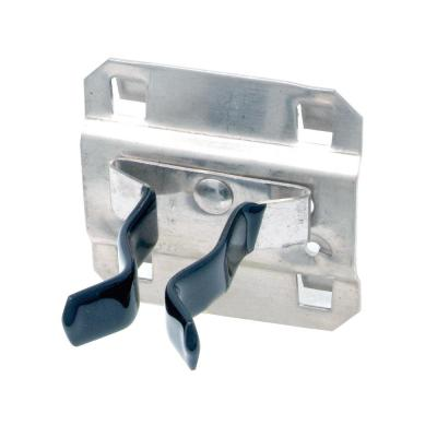 2 in. D. Vinyl Dipped Stainless Steel Extended Spring Clip for SS LocBoard (3-Pack)