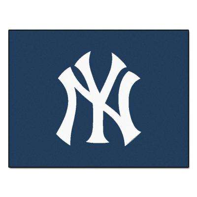 New York Yankees 3 ft. x 4 ft. All-Star Rug
