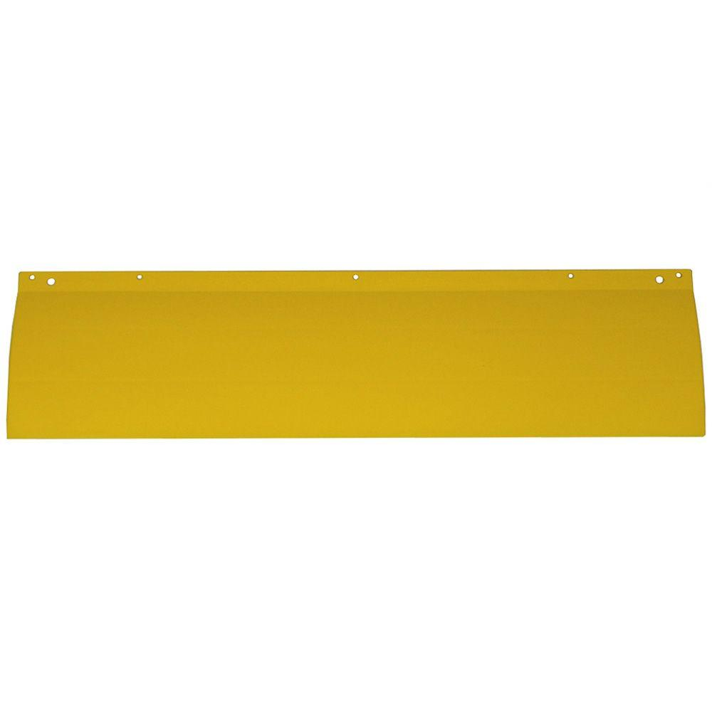 Yellow Wall Guard