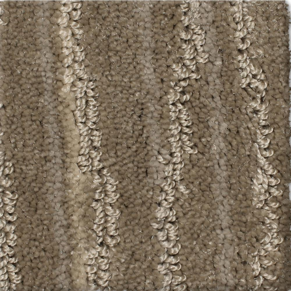 Home Decorators Collection Jump Line II - Color Hasten Pattern 12 ft. Carpet