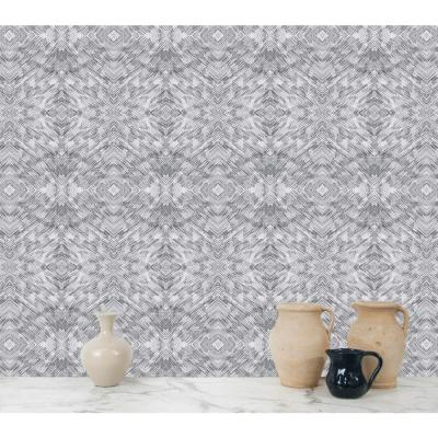 ABRA Collection Clarity Removable and Repositionable Wallpaper