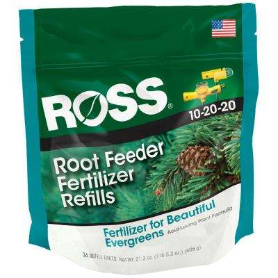 1.5 lb. Root Feeder Fertilizer Refills for Evergreens (36-Pack)