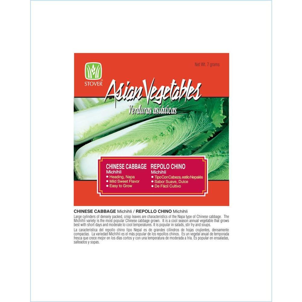 Asian Chinese Cabbage Michihli Seed
