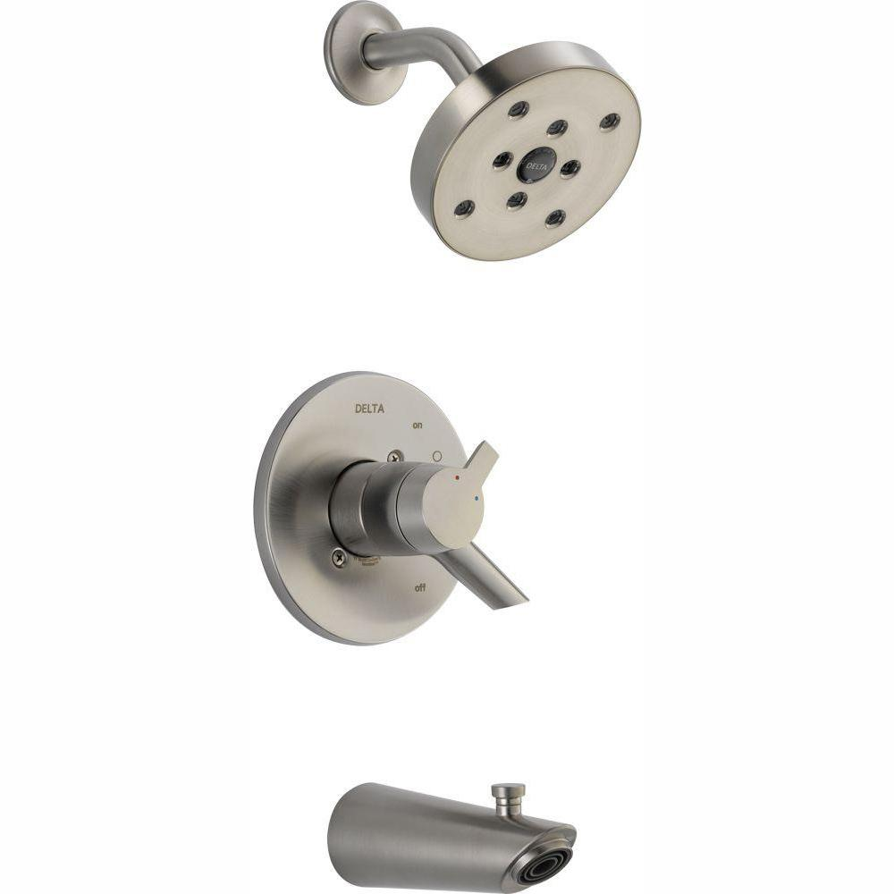 Brilliance Stainless Steel Delta Faucet 77135-SS Compel Robe Hook