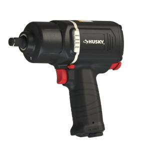 Husky 1/2 inch High-Low Impact Wrench by Husky