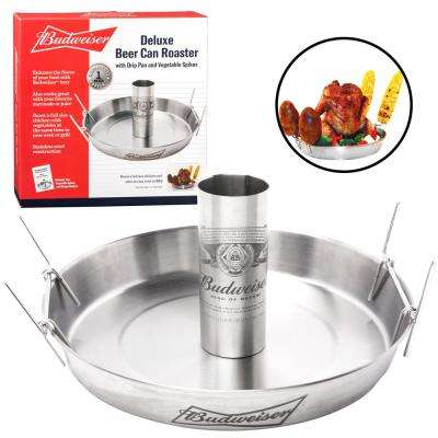 Deluxe Beer Can Roaster