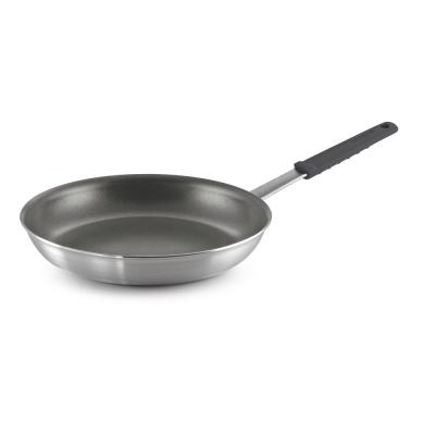 Professional Fusion 12 in. Aluminum Frying Pan in Satin Silver