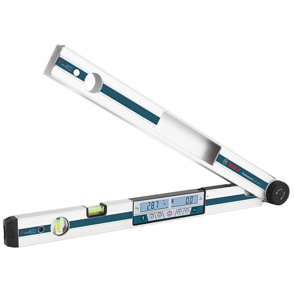 Bosch Miter Finder Digital Angle Finder with Inclinometer