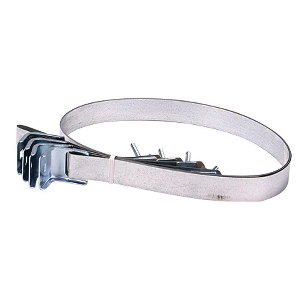 Watts Galvanized Steel Water Heater Strap Kit