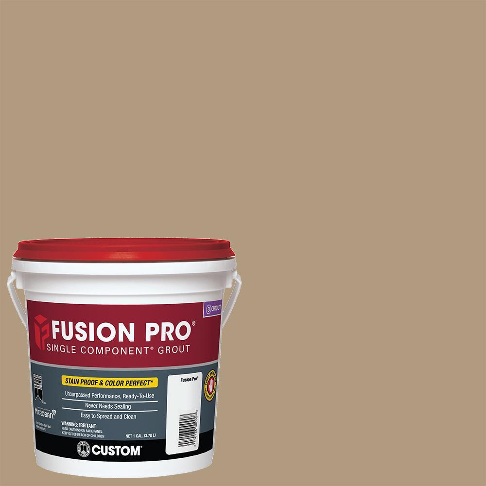 Fusion Pro #186 Khaki 1 Gal. Single Component Grout