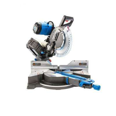 10 in. Dual Bevel Sliding Compound Cruzer Miter Saw
