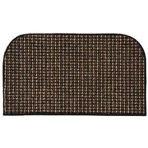 Garland Rug Berber Coloriations Black 18 inch x 30 inch Accent Rug by Garland Rug