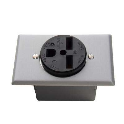 Field Installed 265-Volt 30 Amp Subbase Receptacle Module