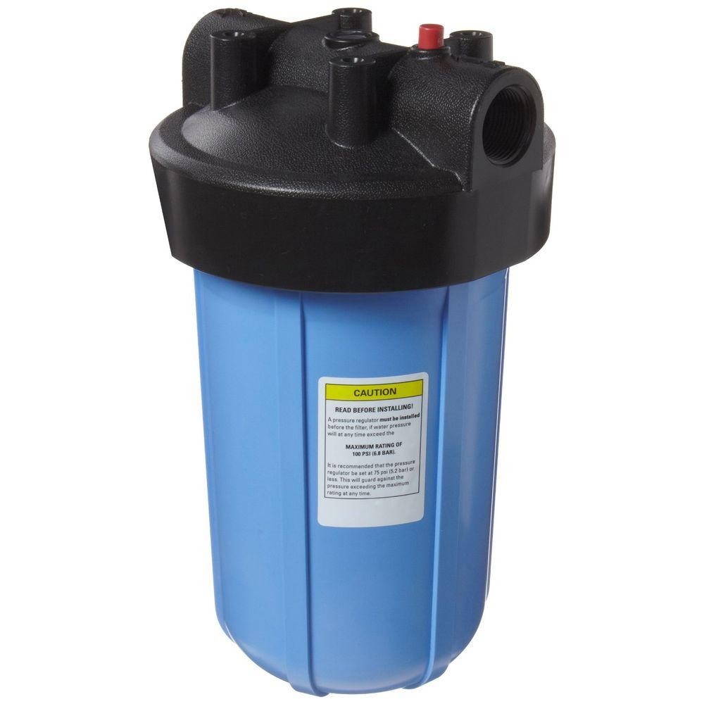 Pentek 150237 1 in. Whole House Filter System