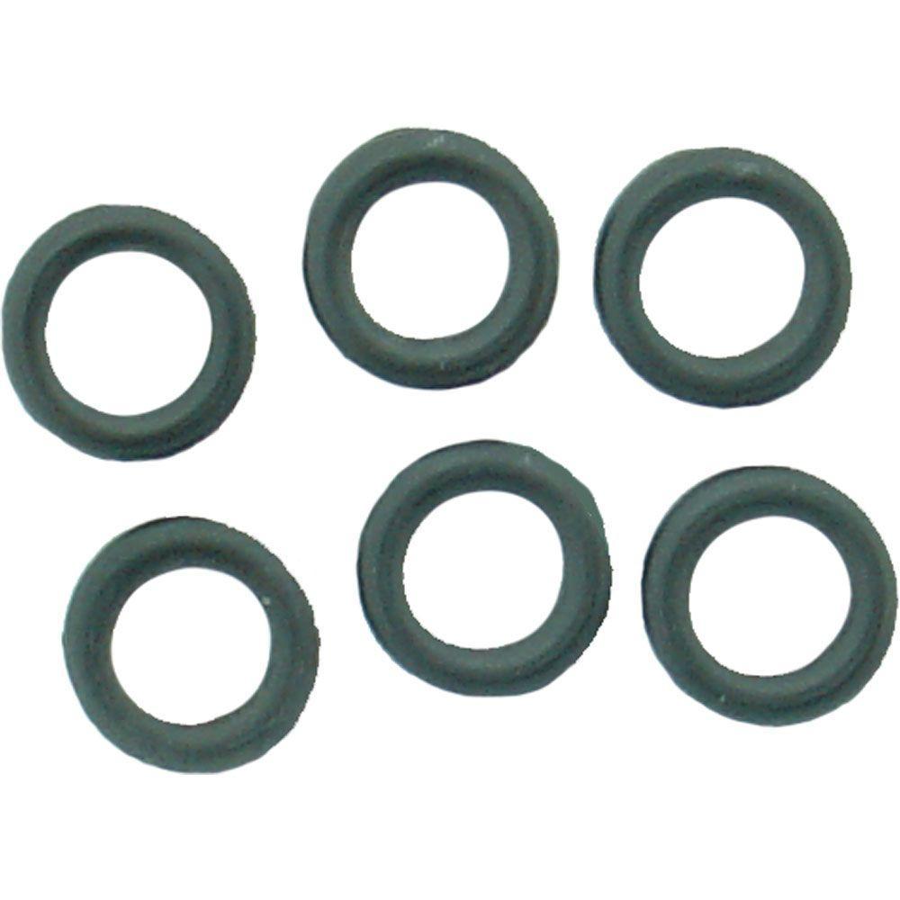 PartsmasterPro 5/16 in. O.D. x 3/16 in. I.D. #236 Rubber O-Ring (6 ...