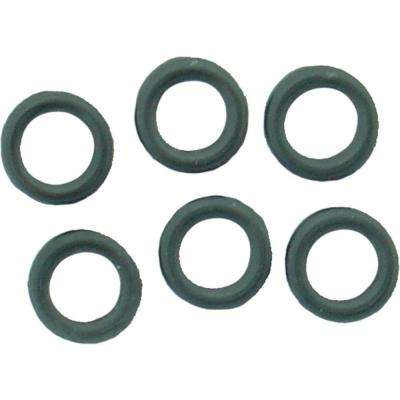 5/16 in. O.D. x 3/16 in. I.D. #236 Rubber O-Ring (6-Pack)
