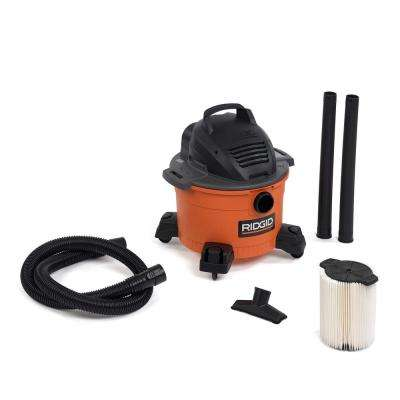 6 gal. 3.5-Peak HP Wet Dry Vac