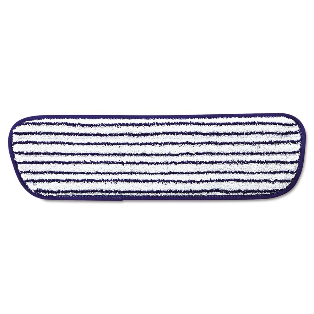 18 in. Microfiber Finish Mop Head (Case of 6)