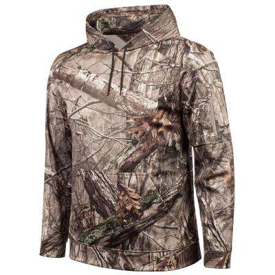 Men's Mid Weight Performance Fleece Hunting Hoodie