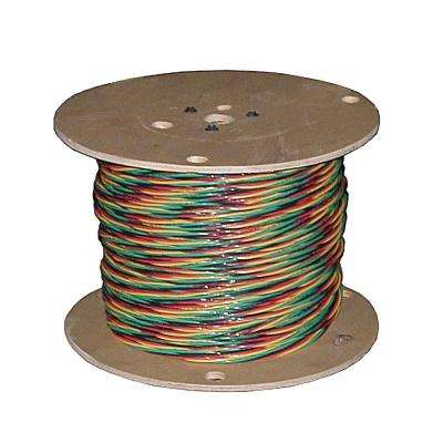500 ft. 12/3 Stranded CU W/G Submersible Well Pump Wire