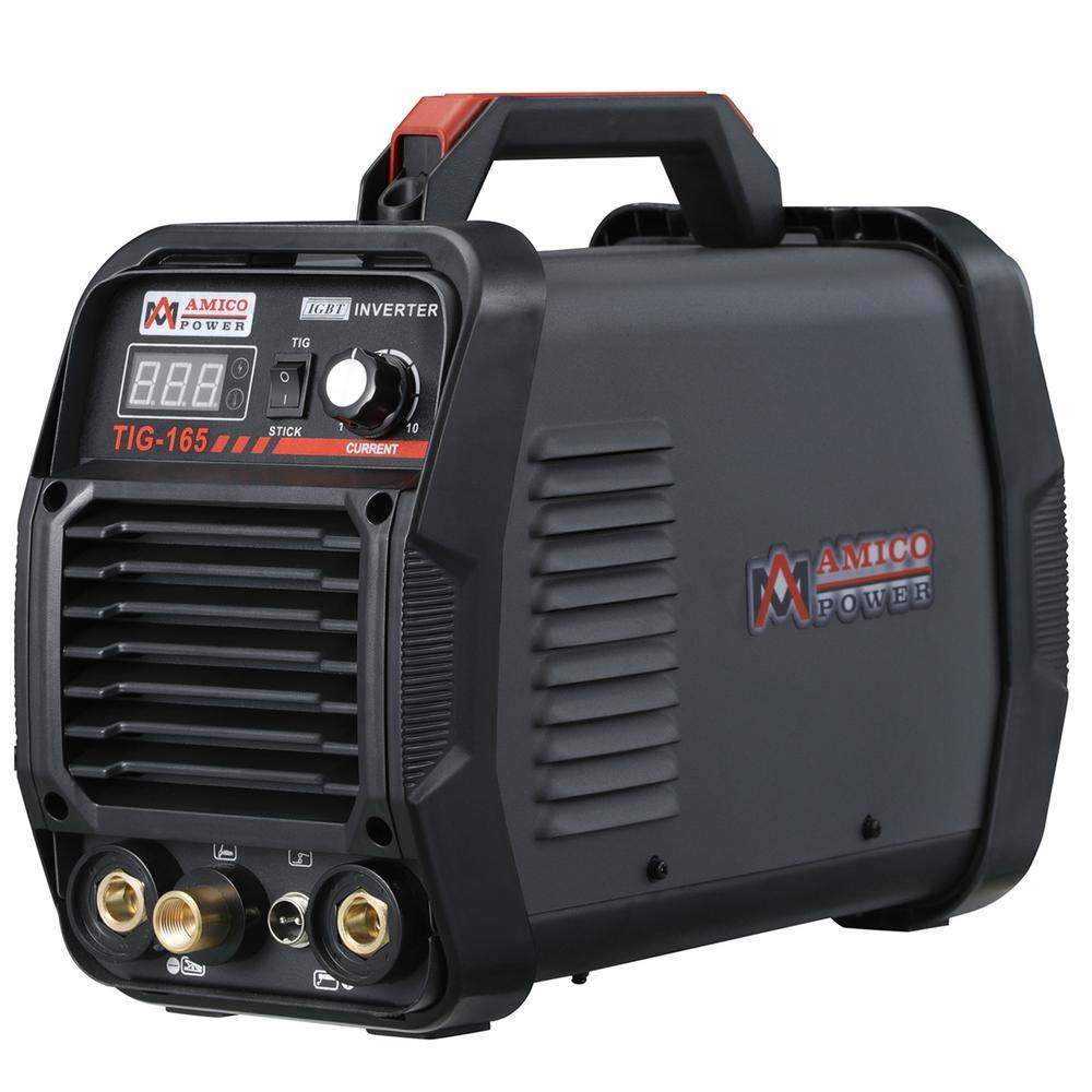 200 Amp TIG-Torch-Stick-ARC-MMA-DC-Inverter-Welder-230V-Voltage Multi Welding