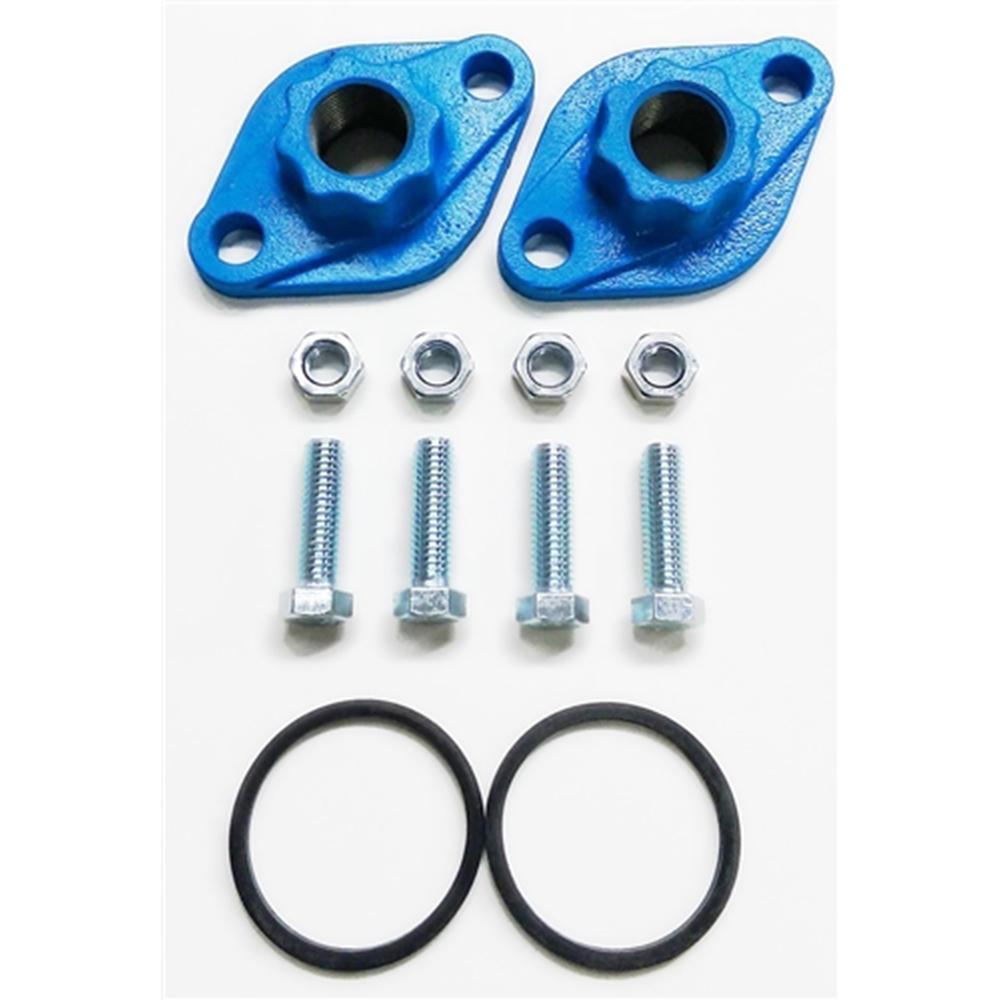 AquaMotion 1-1/4 Cast Iron Flange Kit by AquaMotion