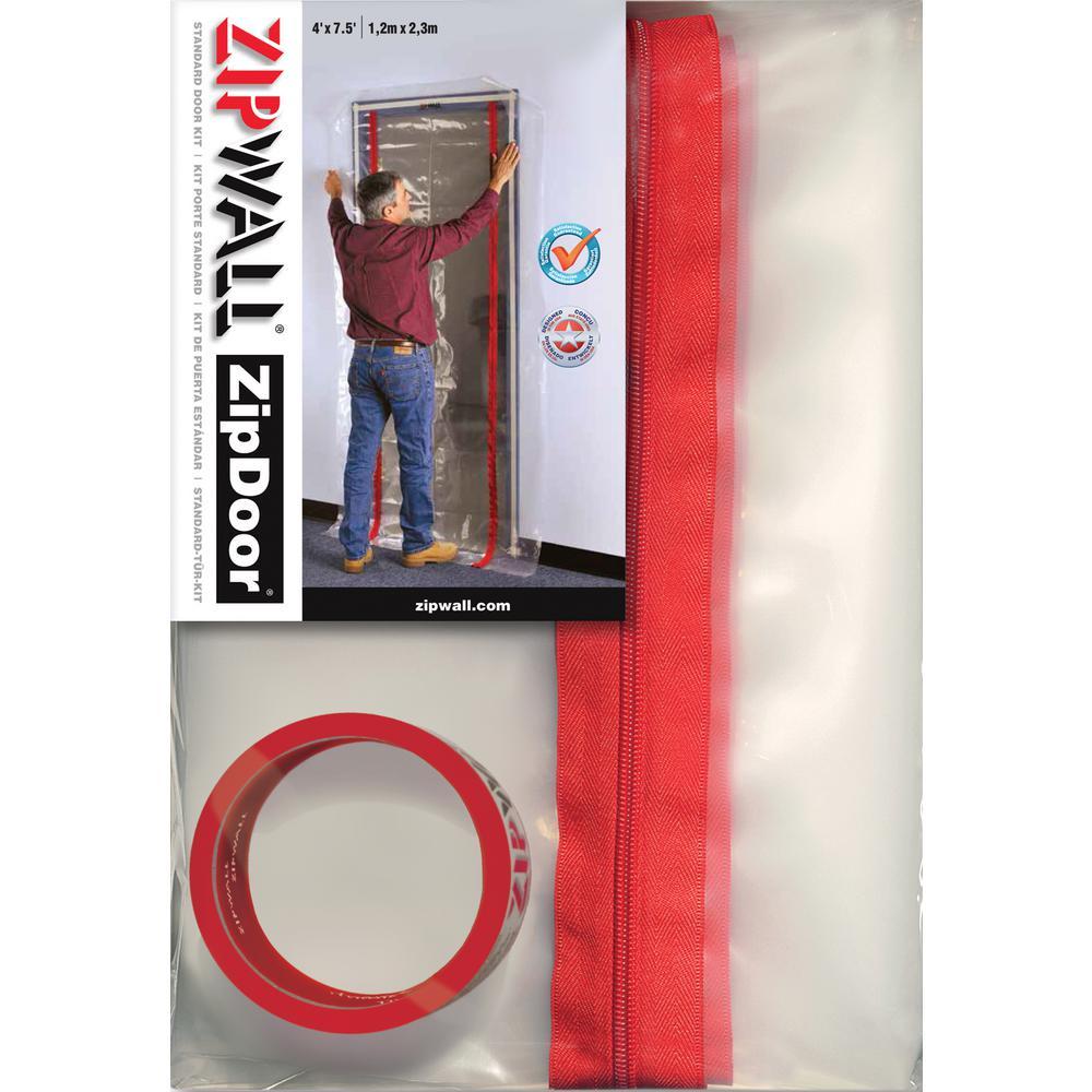 ZDS 3 ft. x 7 ft. Zipdoor Standard