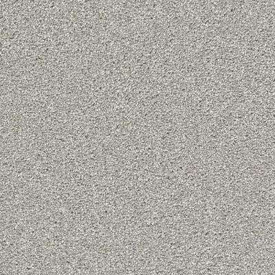 Carpet Sample - Soft Breath II - Color Willow Texture 8 in. x 8 in.