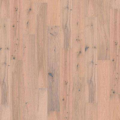 Take Home Sample - Lava Oak Engineered Hardwood Flooring - 7-31/64 in. x 8 in.