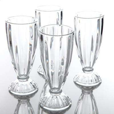 12 oz. Milk Shake Glass (Set of 4)