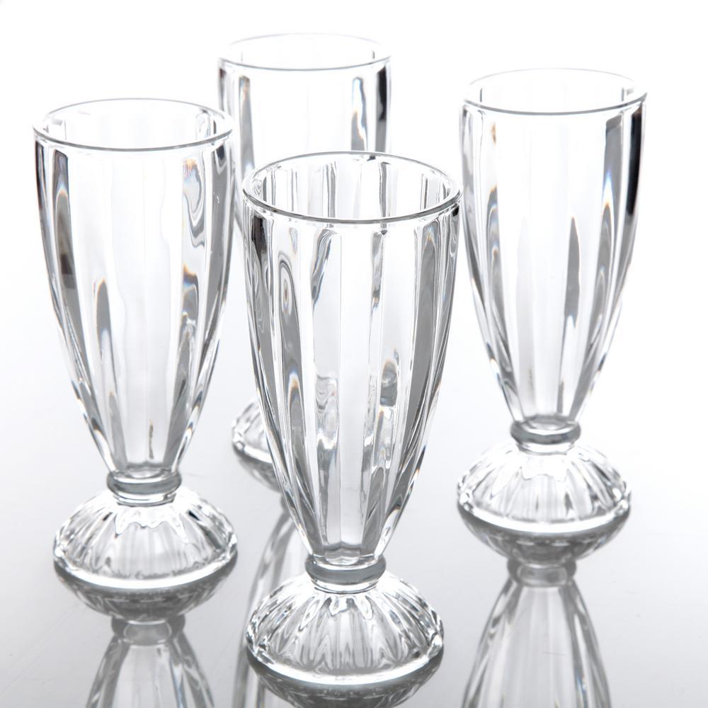 12 oz. Milk Shake Glass (Set of 4)
