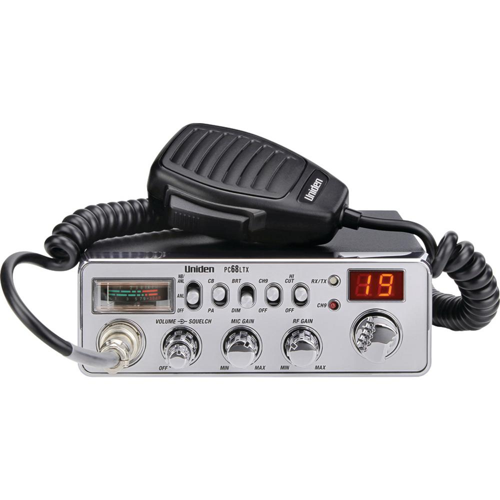 Uniden 40-Channel Trucker's CB Radio