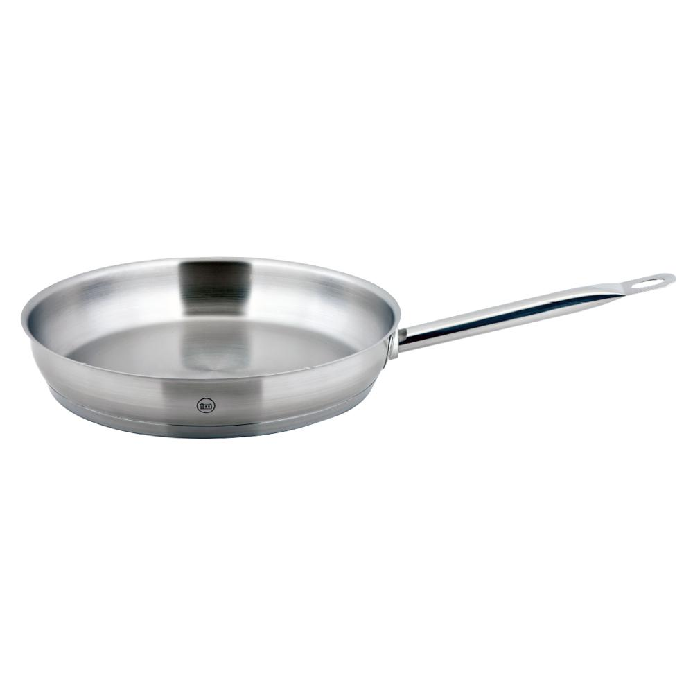 PRO-X 12 in. Stainless Steel Skillet