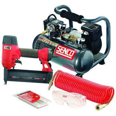 FinishPro Kit 18 Brad Nailer and PC1010 Compressor
