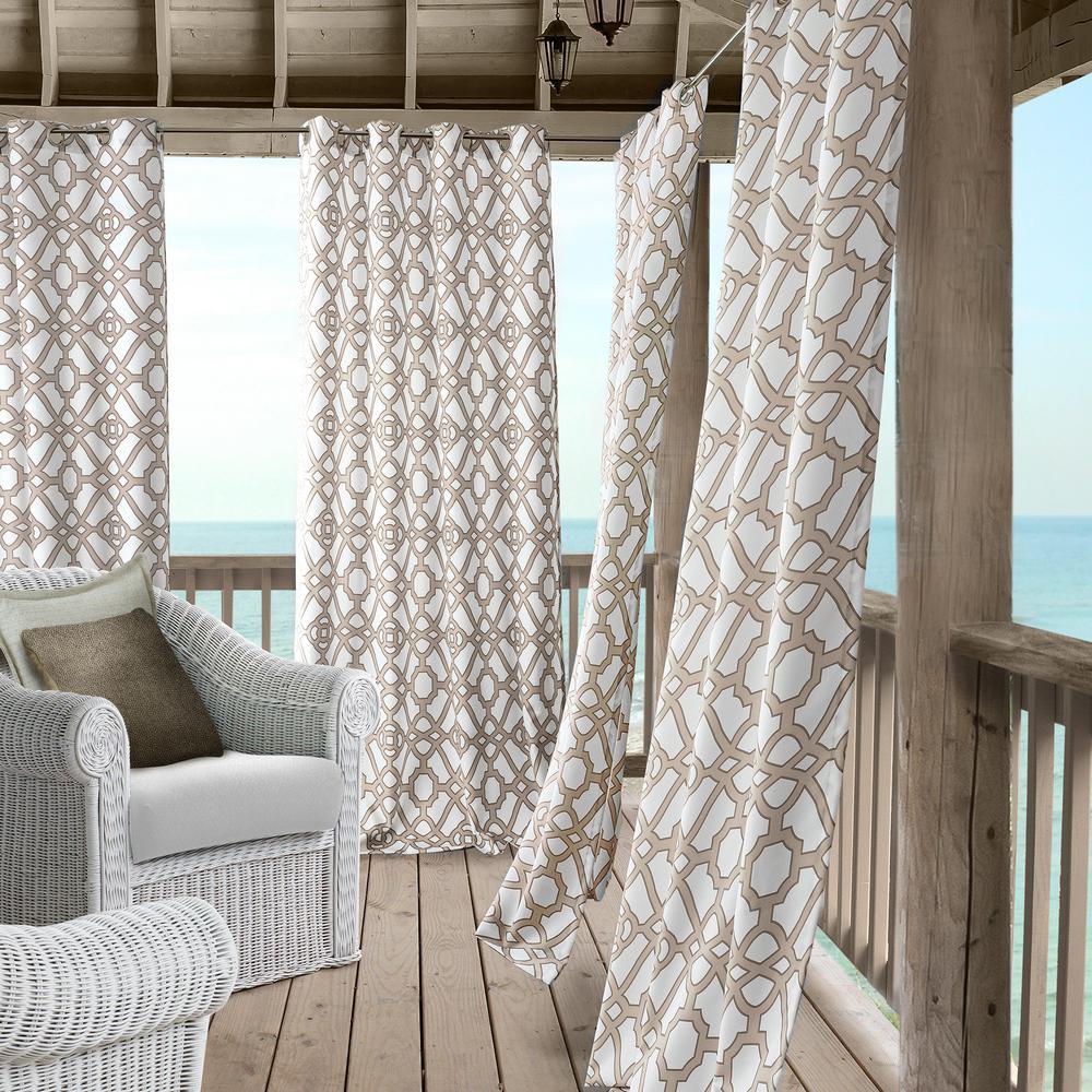 Marin Indoor/Outdoor Window Curtain