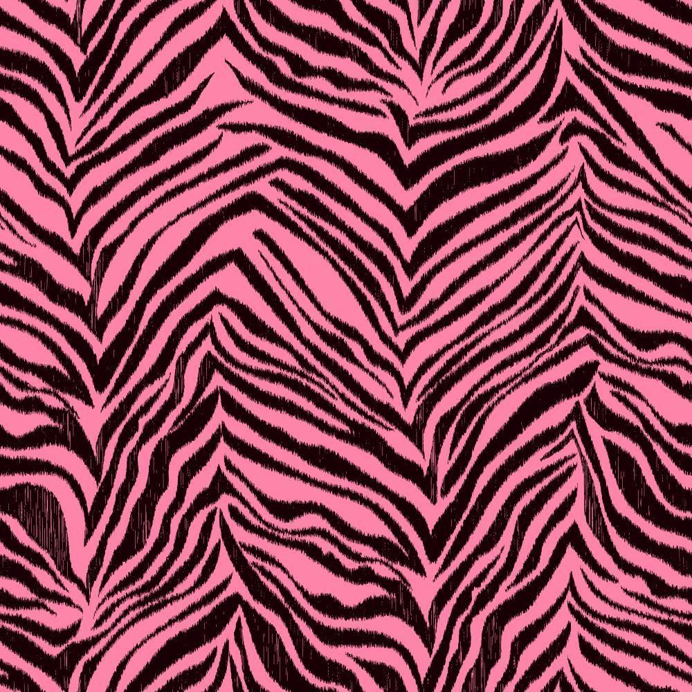 Cool Kids Ikat Zebra Wallpaper