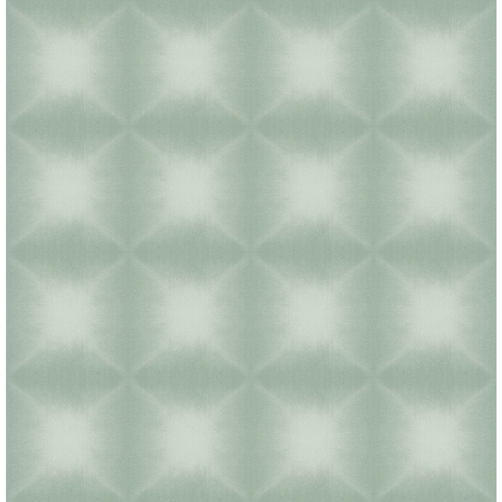 Kenneth James Echo Sage Geometric Wallpaper 2671-22438